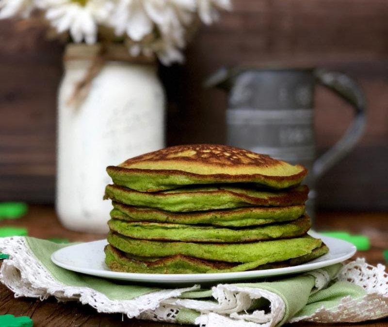 Spinach Pancakes Recipe