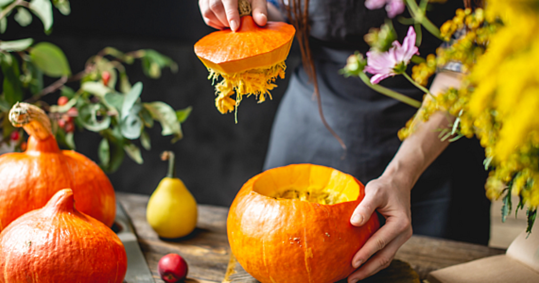 Get the Scoop on Pumpkin