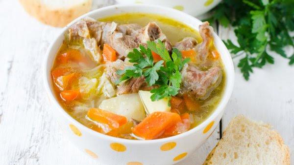 Leftover Protein & Serotonin Boost Soup Recipe