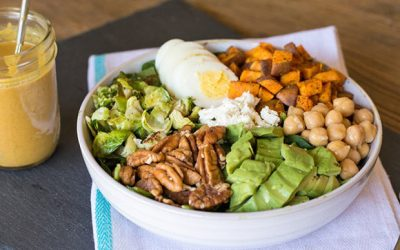 Energy-Boosting Recipes Rich in Vitamin B / Part 1