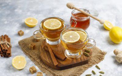 Ginger Cinamon Tea