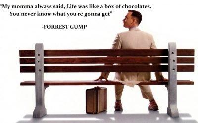 Is Life Like A Box Of Chocolates?